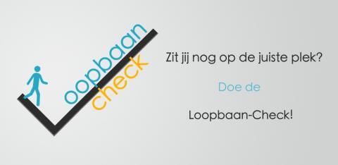 Zit jij nog op de juiste plek? Download de Loopbaan-Check!